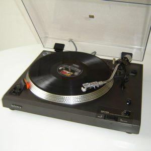 Merk: Sony Model: PS-22 Bouwjaar: 1977 Volautomatisch
